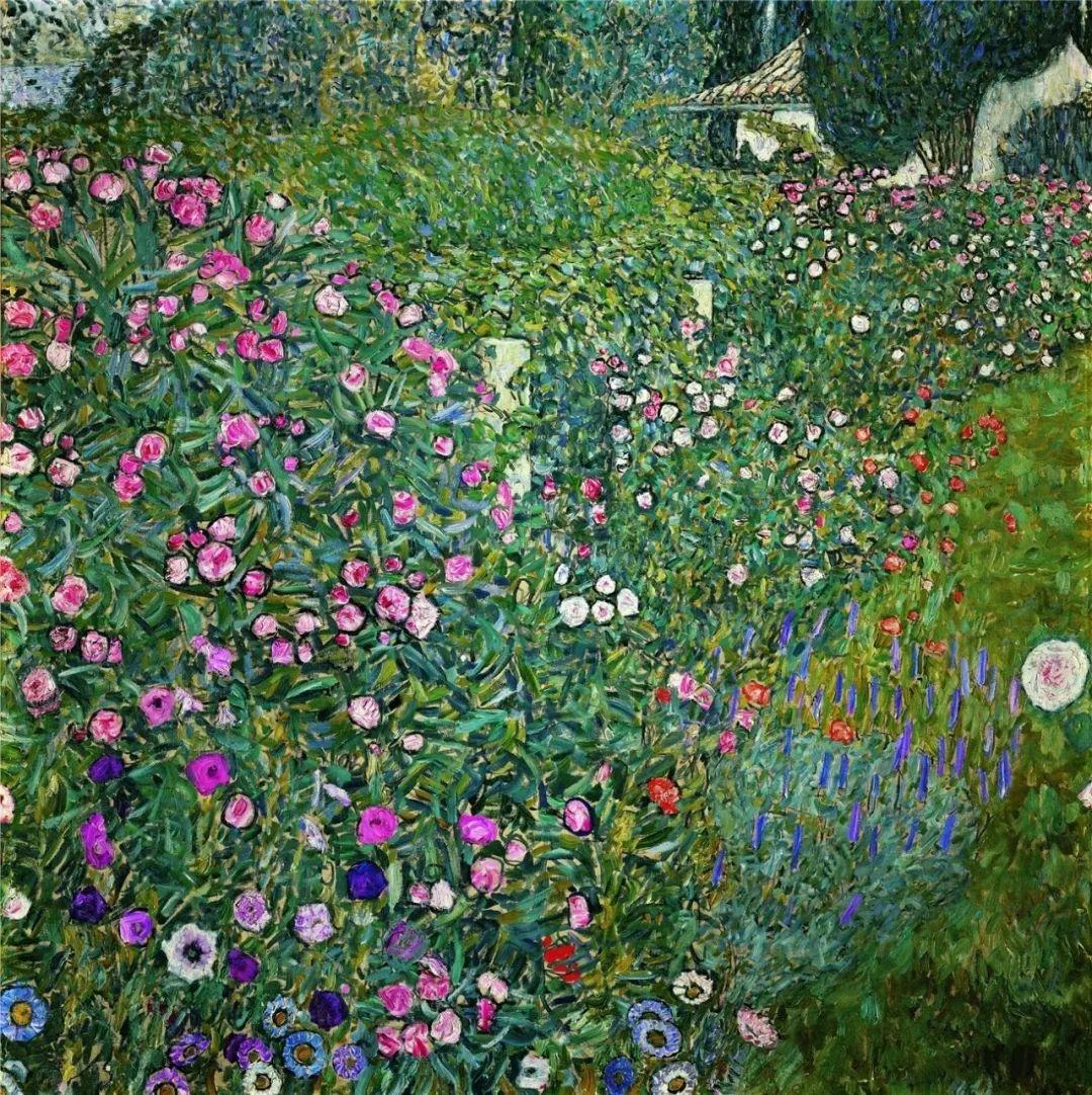 且等春归来,大师笔下的花插图25