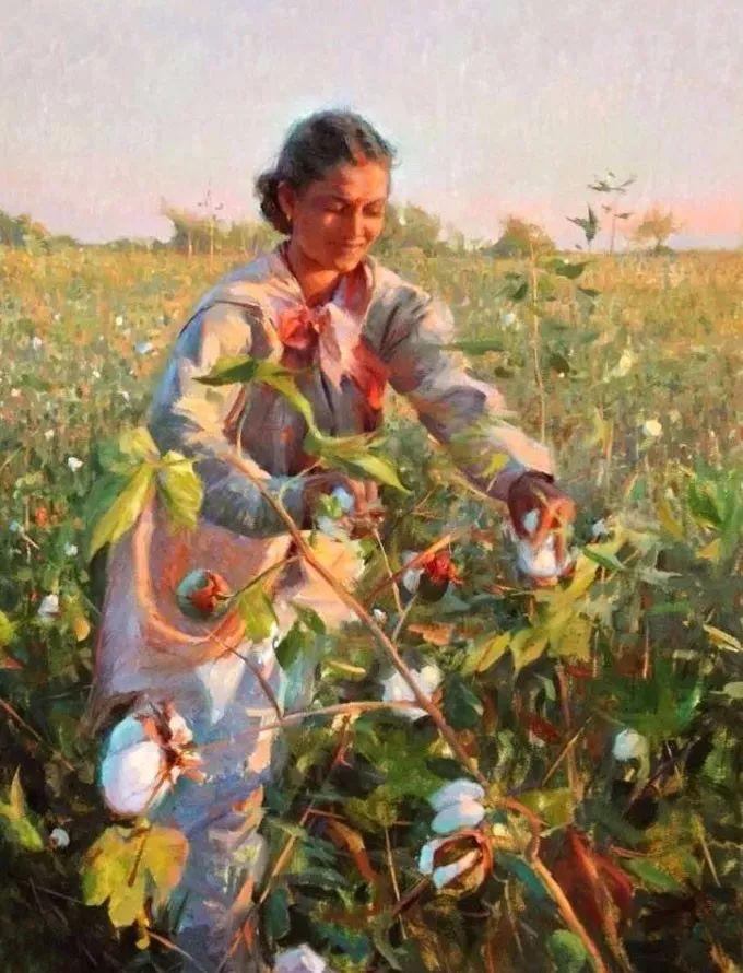 印度女画家笔下的女性之美,值得细细品味!插图43