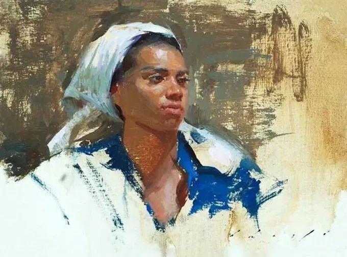 印度女画家笔下的女性之美,值得细细品味!插图49