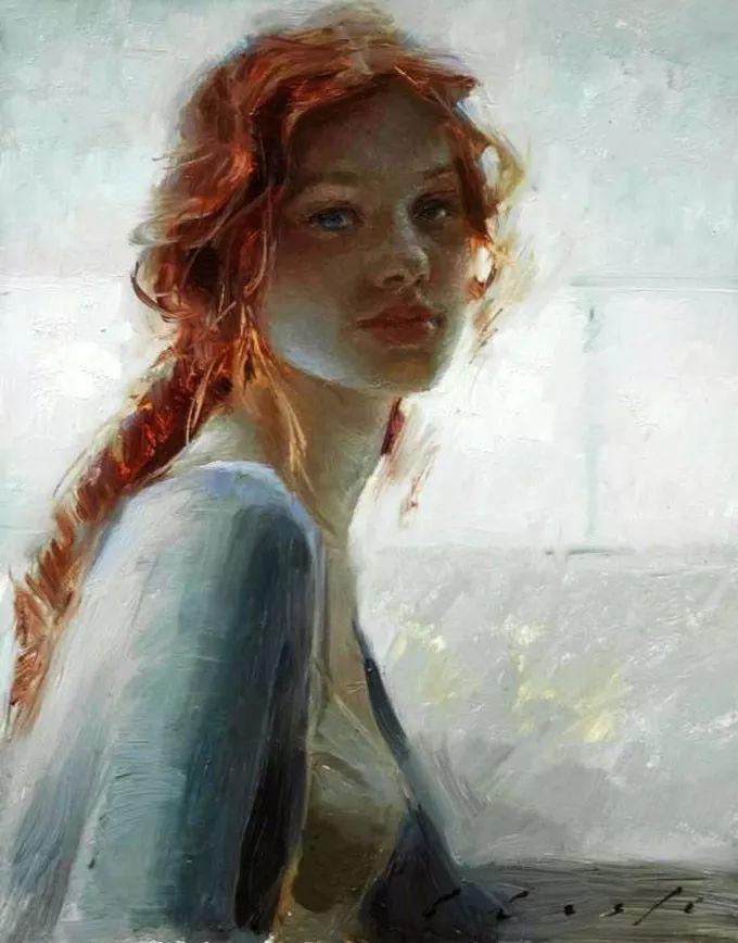 印度女画家笔下的女性之美,值得细细品味!插图63