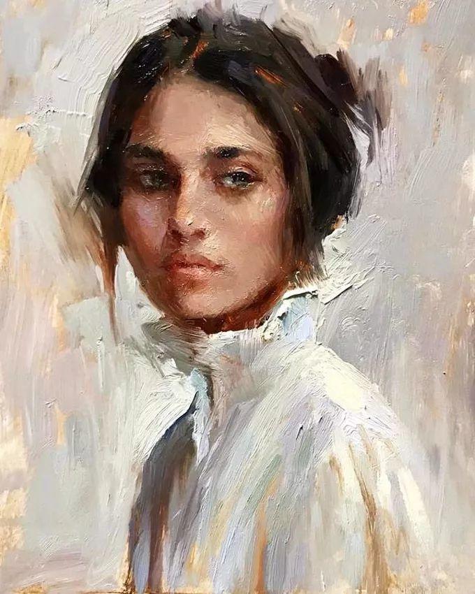 印度女画家笔下的女性之美,值得细细品味!插图73