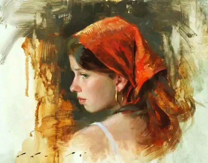 印度女画家笔下的女性之美,值得细细品味!插图85