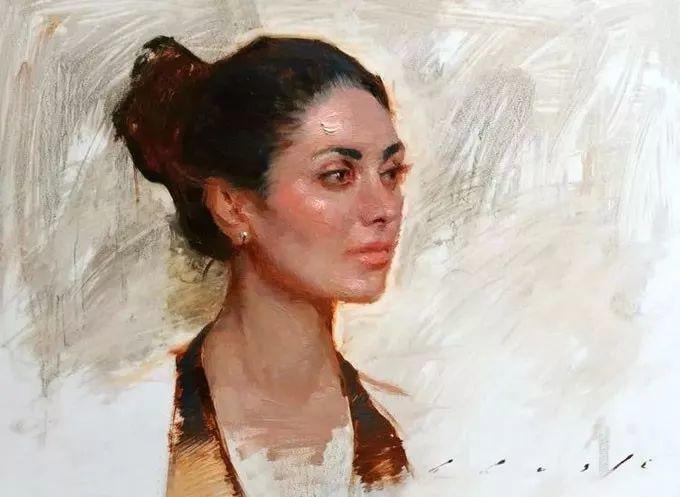 印度女画家笔下的女性之美,值得细细品味!插图91