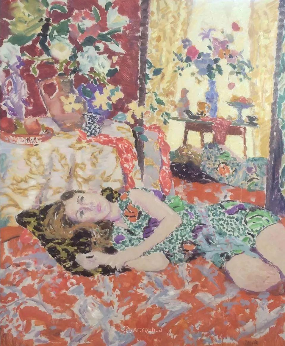 色彩和阳光的交响曲,英国著名浪漫主义画家:雨果·格伦维尔 150幅插图149