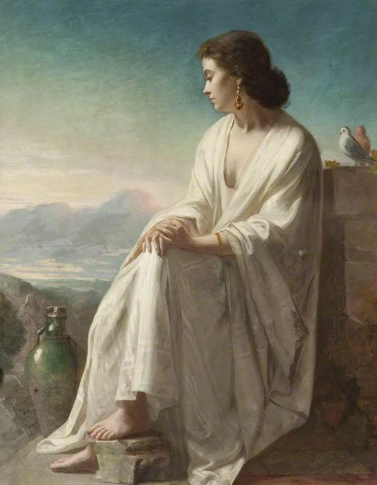 英国艺术家:弗雷德里克·古道尔 (1822-1904)插图
