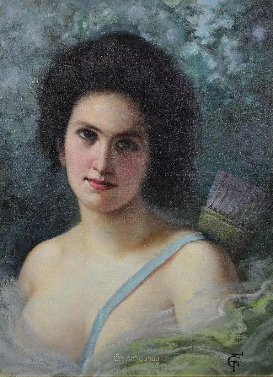 英国艺术家:弗雷德里克·古道尔 (1822-1904)插图2