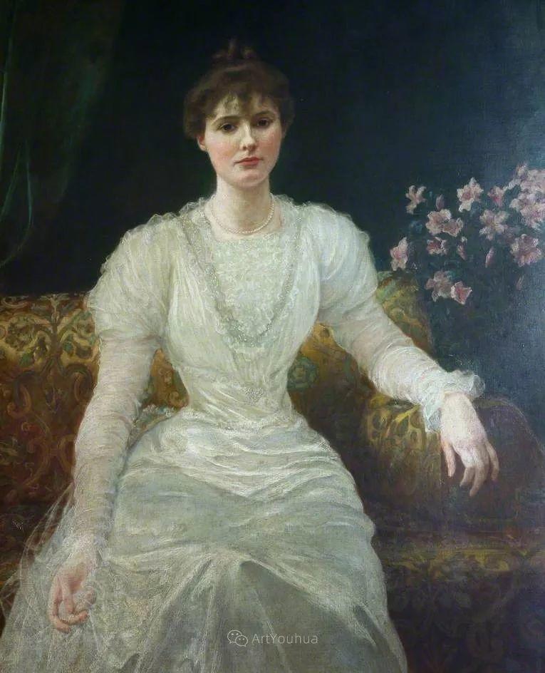 英国艺术家:弗雷德里克·古道尔 (1822-1904)插图3