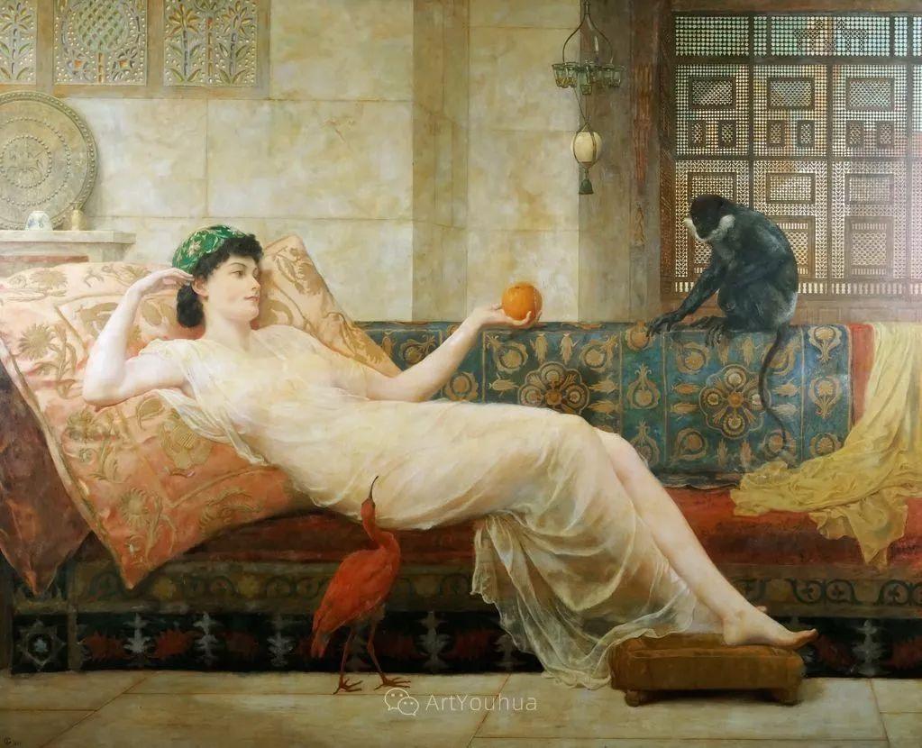英国艺术家:弗雷德里克·古道尔 (1822-1904)插图4