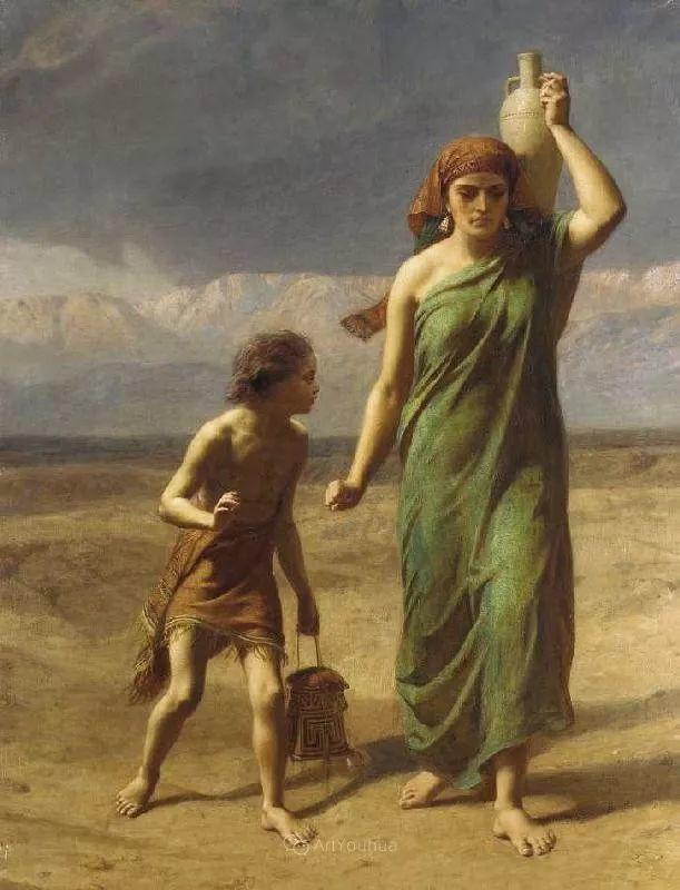英国艺术家:弗雷德里克·古道尔 (1822-1904)插图5