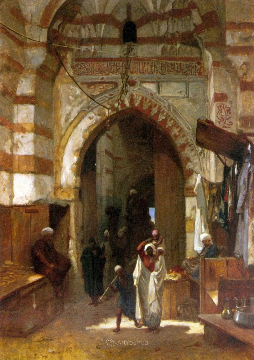 英国艺术家:弗雷德里克·古道尔 (1822-1904)插图6