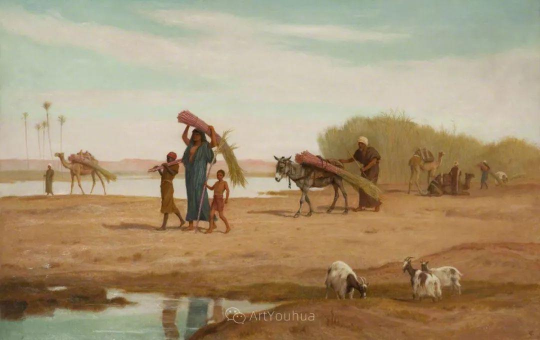 英国艺术家:弗雷德里克·古道尔 (1822-1904)插图9