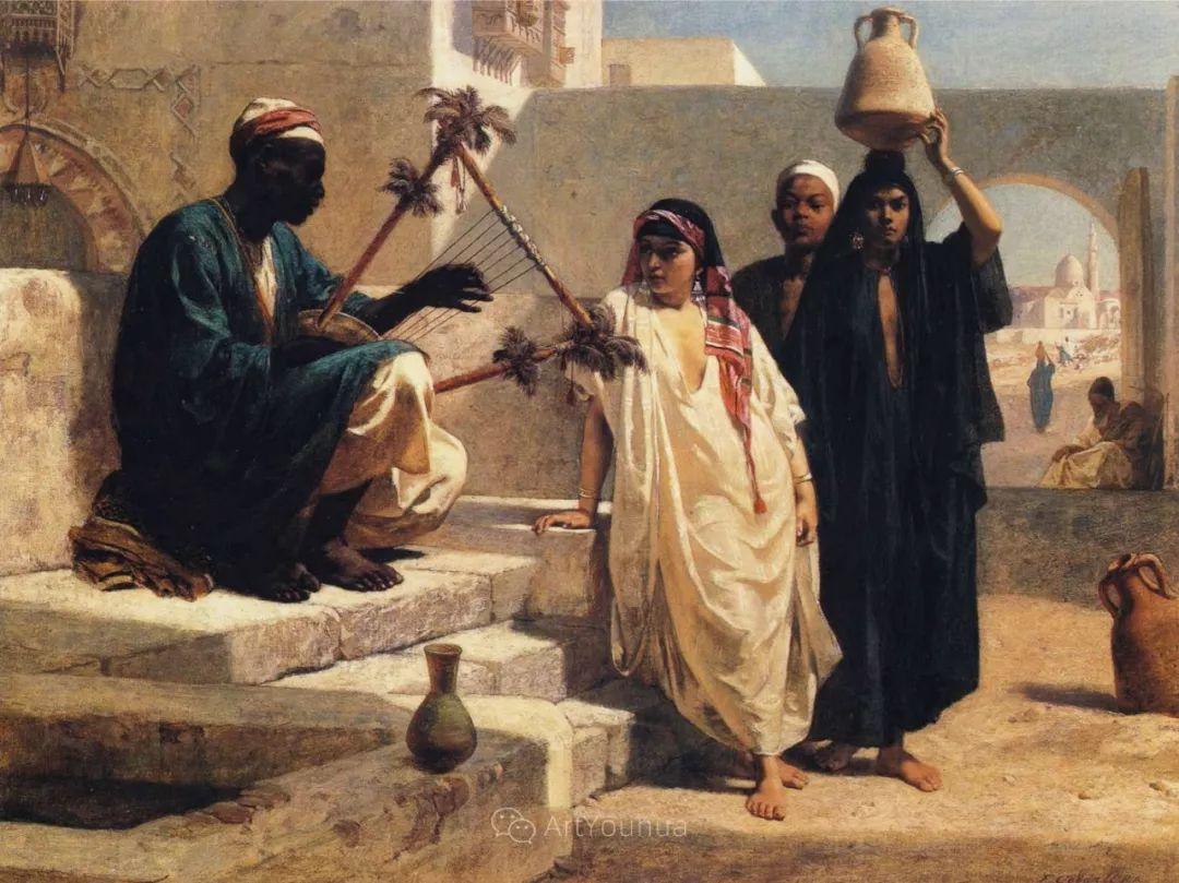 英国艺术家:弗雷德里克·古道尔 (1822-1904)插图13
