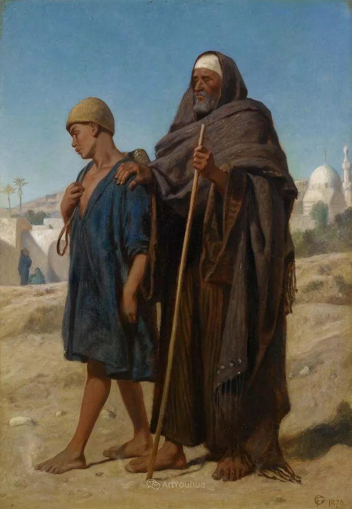 英国艺术家:弗雷德里克·古道尔 (1822-1904)插图17
