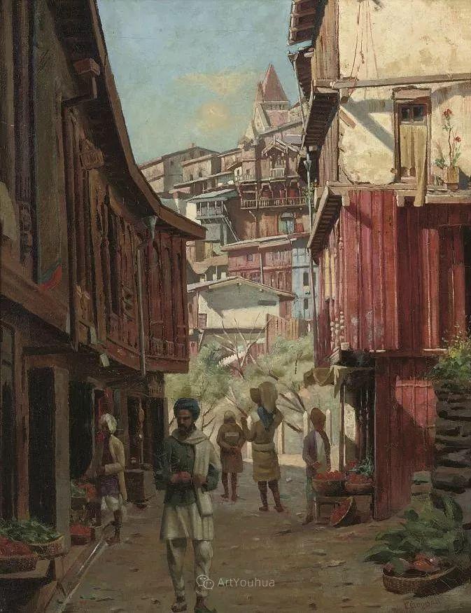 英国艺术家:弗雷德里克·古道尔 (1822-1904)插图20