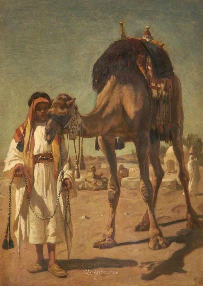 英国艺术家:弗雷德里克·古道尔 (1822-1904)插图21