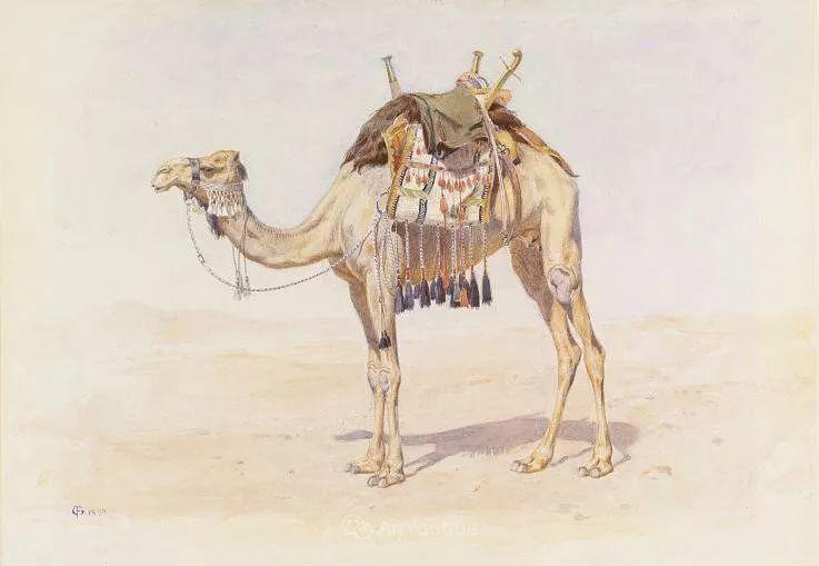 英国艺术家:弗雷德里克·古道尔 (1822-1904)插图28