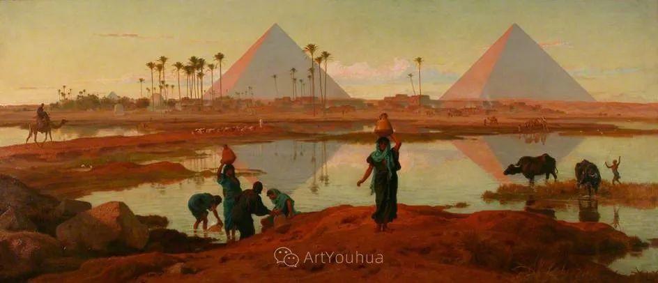 英国艺术家:弗雷德里克·古道尔 (1822-1904)插图29