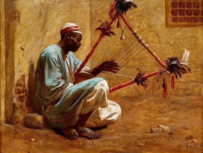英国艺术家:弗雷德里克·古道尔 (1822-1904)插图31