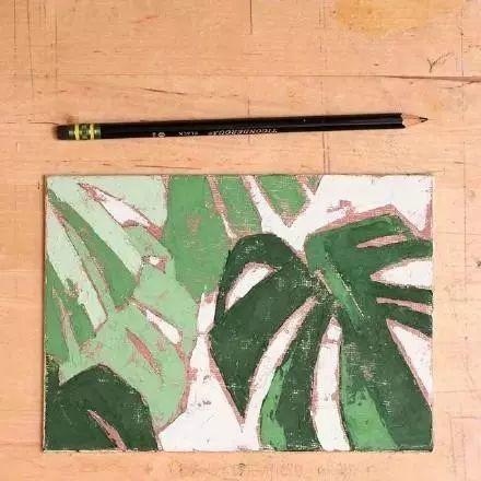 一把刮刀提炼出的大自然色彩,美国画家杰西卡·菲尔兹插图15