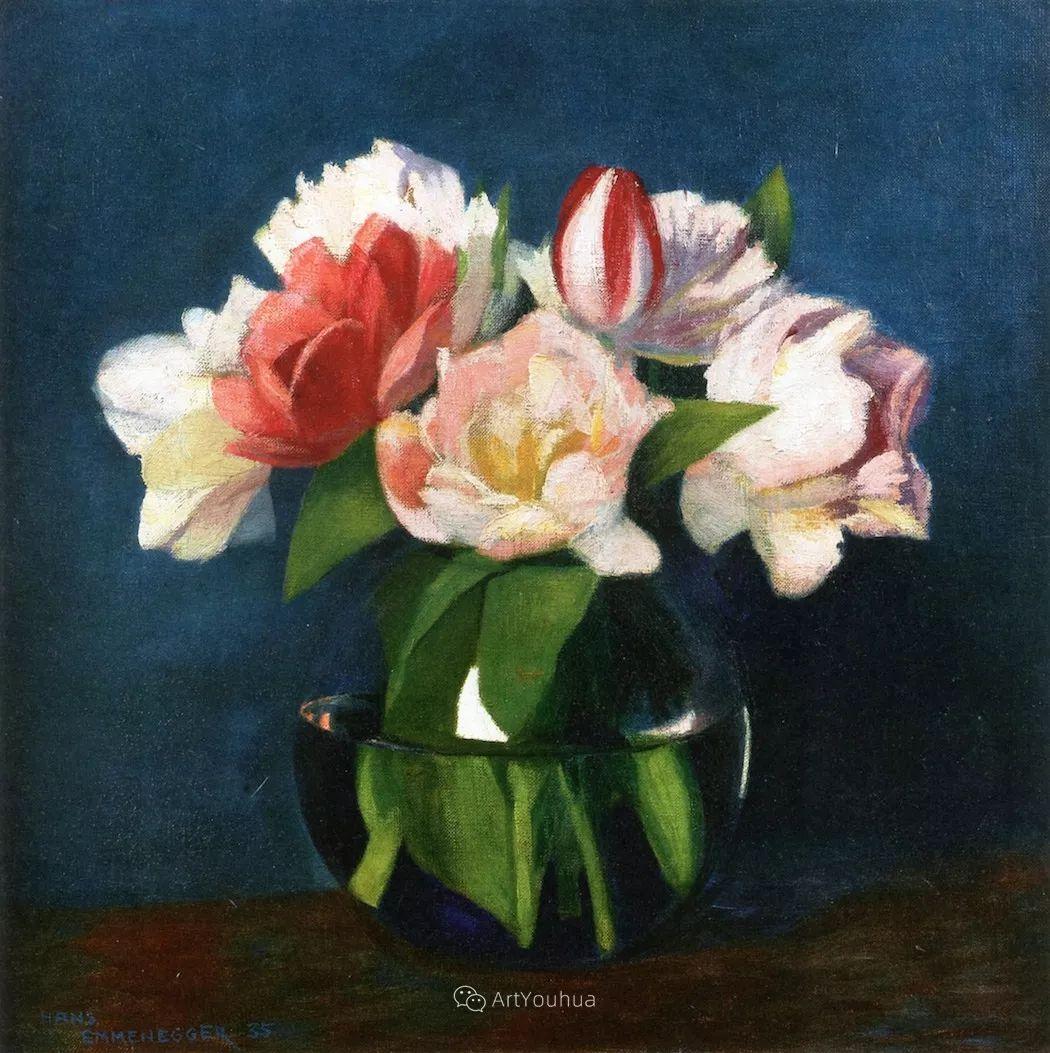 素雅的风格,瑞士艺术家汉斯·埃默尼格插图4