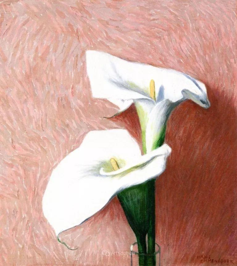 素雅的风格,瑞士艺术家汉斯·埃默尼格插图6