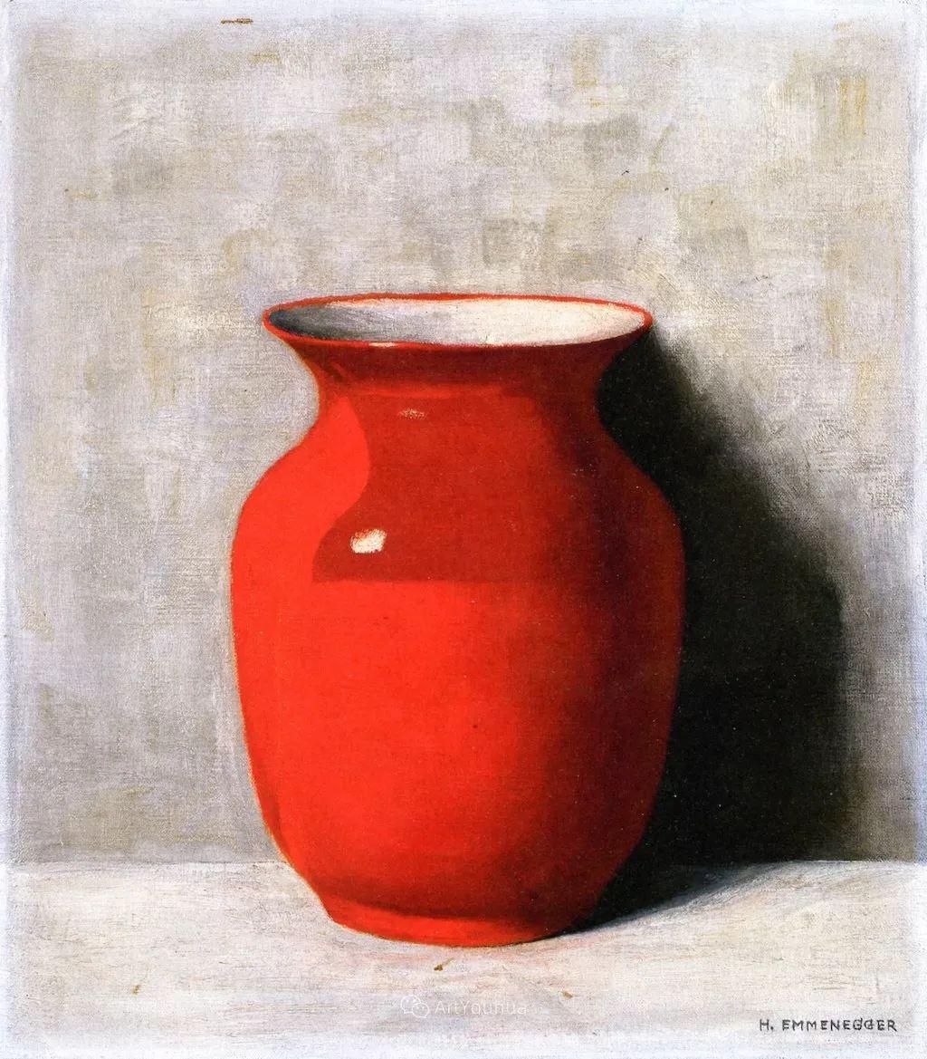 素雅的风格,瑞士艺术家汉斯·埃默尼格插图8