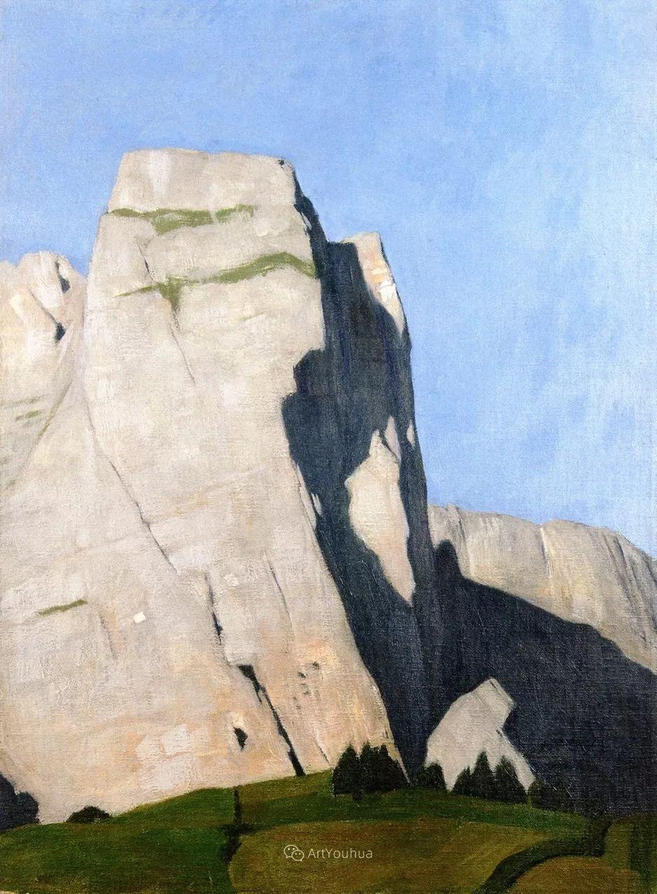 素雅的风格,瑞士艺术家汉斯·埃默尼格插图17