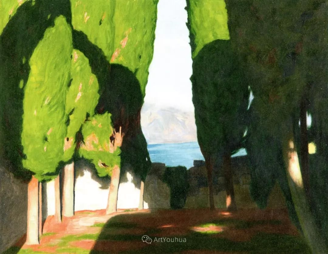 素雅的风格,瑞士艺术家汉斯·埃默尼格插图18