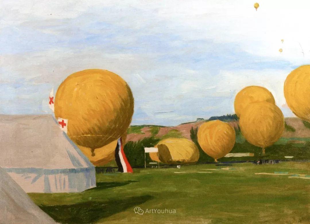 素雅的风格,瑞士艺术家汉斯·埃默尼格插图20