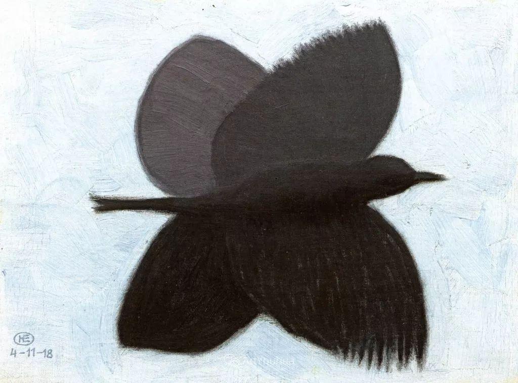 素雅的风格,瑞士艺术家汉斯·埃默尼格插图23