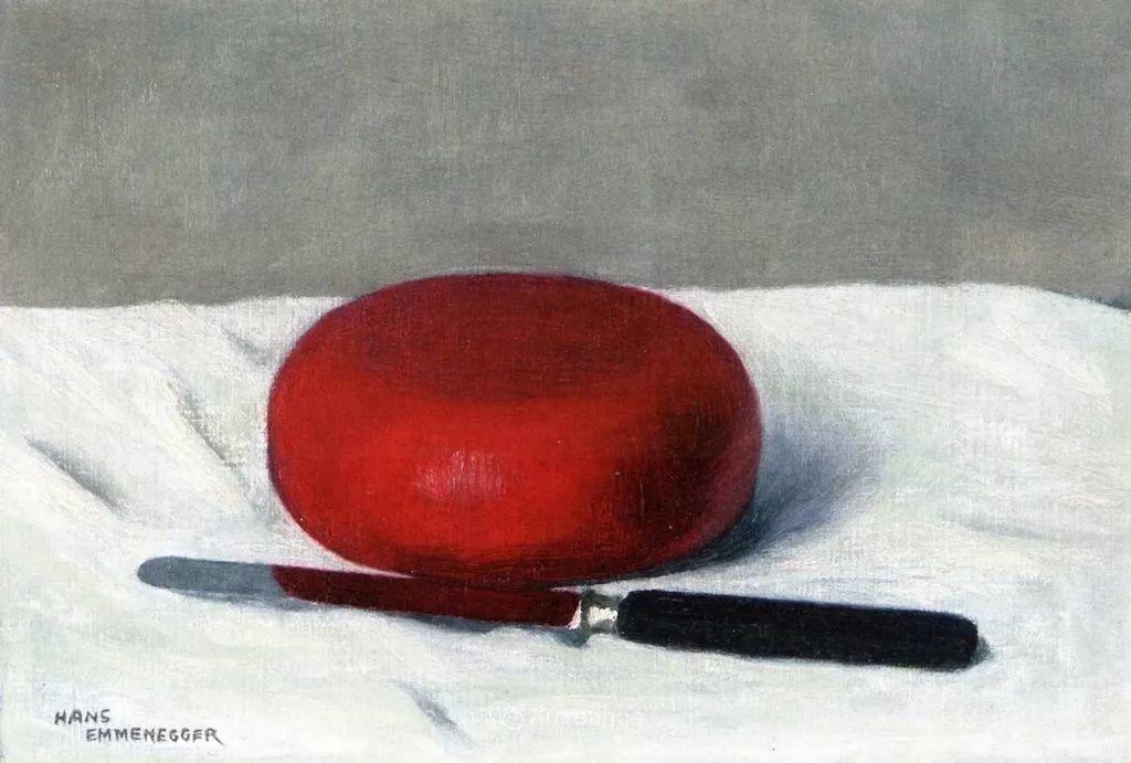 素雅的风格,瑞士艺术家汉斯·埃默尼格插图25