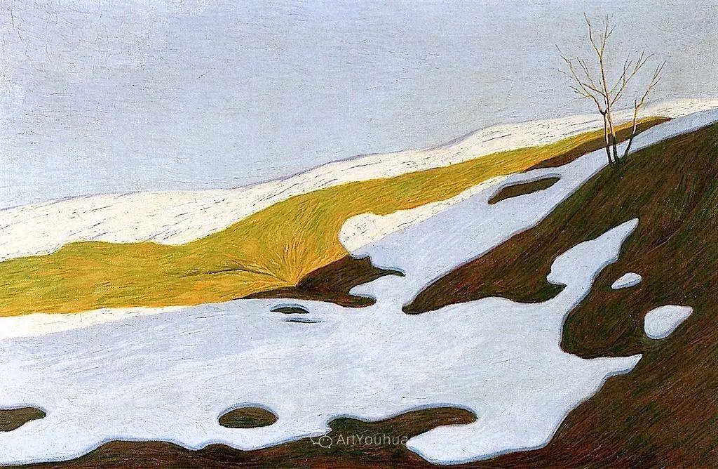素雅的风格,瑞士艺术家汉斯·埃默尼格插图29