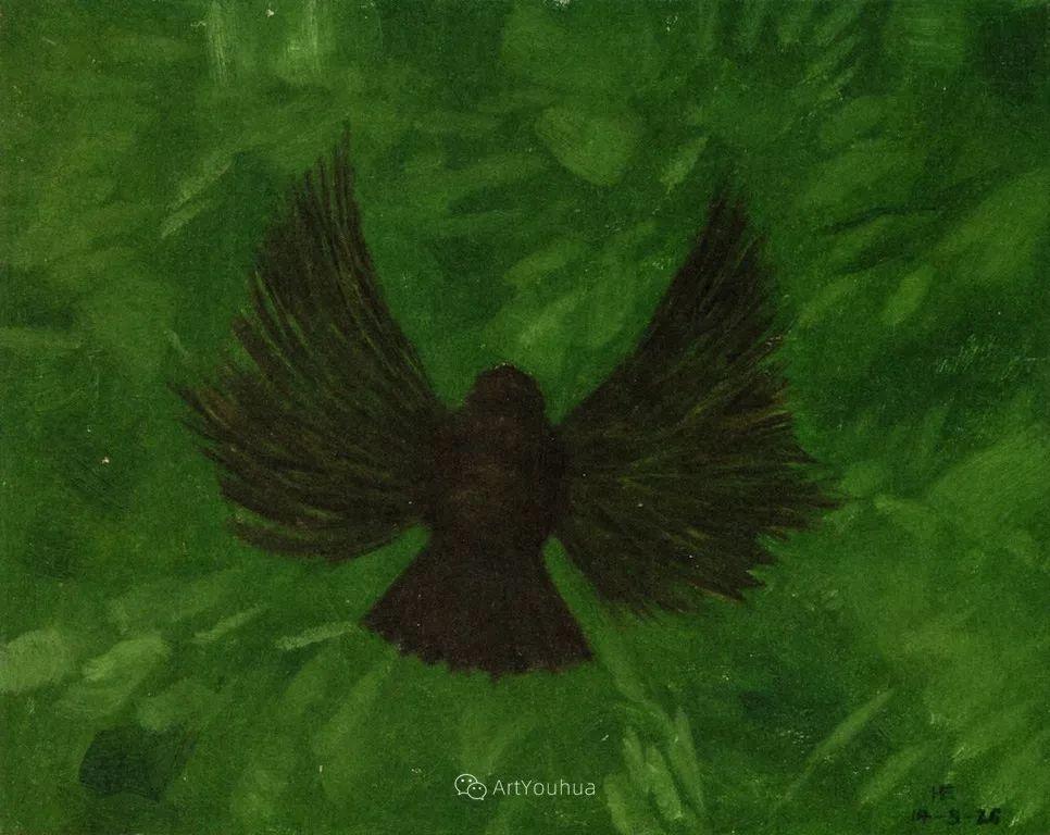 素雅的风格,瑞士艺术家汉斯·埃默尼格插图34