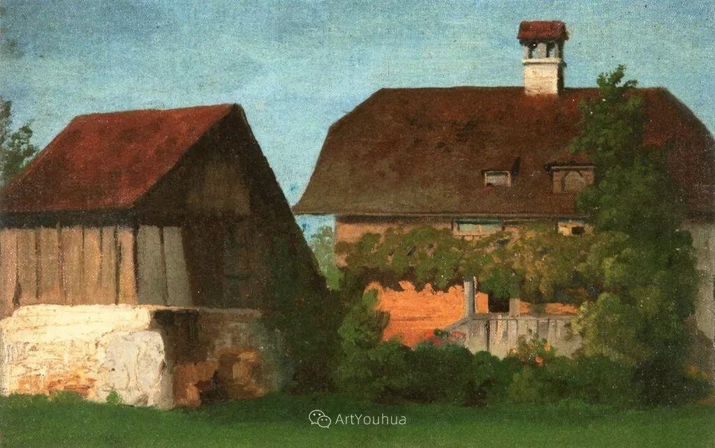 素雅的风格,瑞士艺术家汉斯·埃默尼格插图35