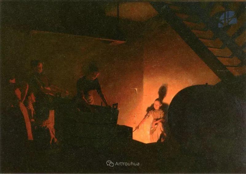 素雅的风格,瑞士艺术家汉斯·埃默尼格插图36