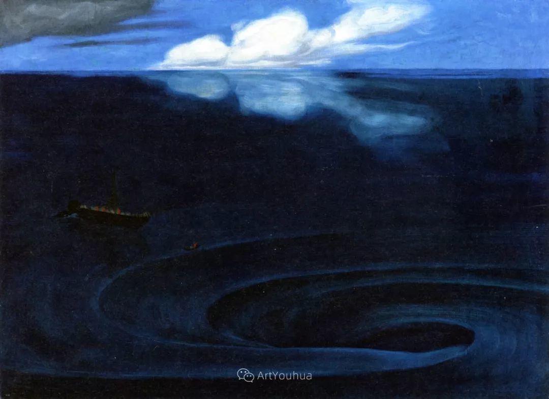 素雅的风格,瑞士艺术家汉斯·埃默尼格插图39