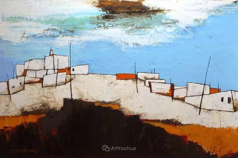 美妙的风景,丰富的肌理!荷兰艺术家埃米莉安娜·科达罗插图3