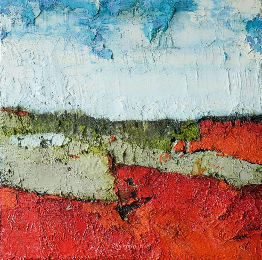 美妙的风景,丰富的肌理!荷兰艺术家埃米莉安娜·科达罗插图27