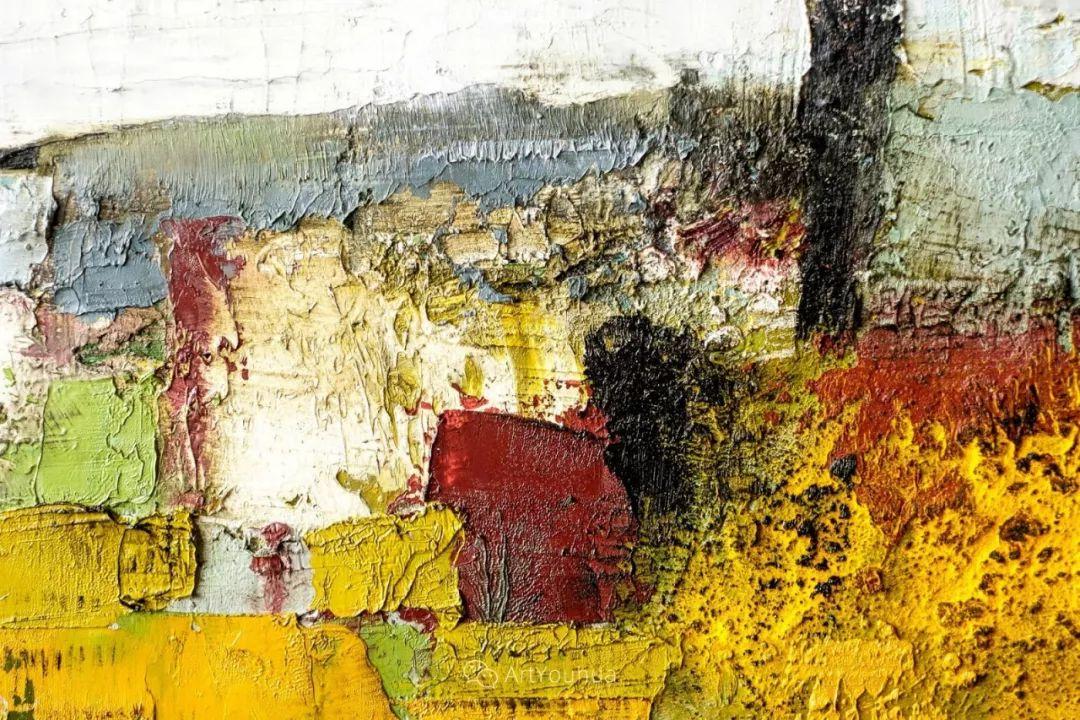 美妙的风景,丰富的肌理!荷兰艺术家埃米莉安娜·科达罗插图32