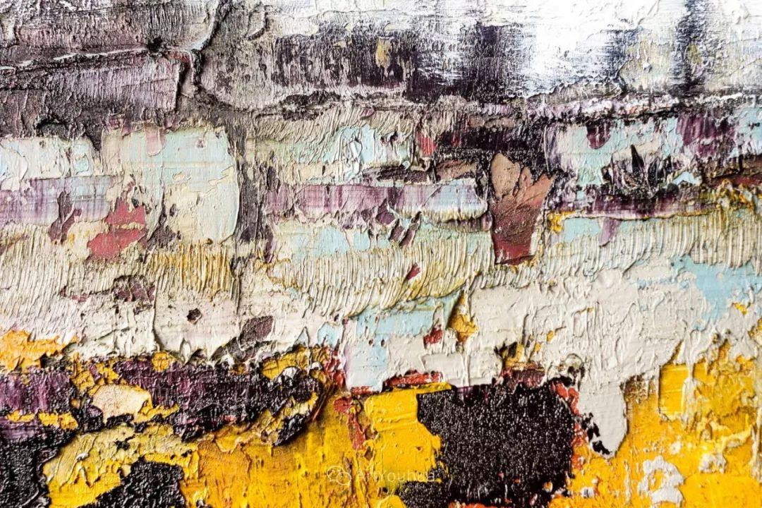 美妙的风景,丰富的肌理!荷兰艺术家埃米莉安娜·科达罗插图34