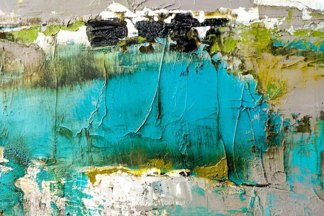 美妙的风景,丰富的肌理!荷兰艺术家埃米莉安娜·科达罗插图37