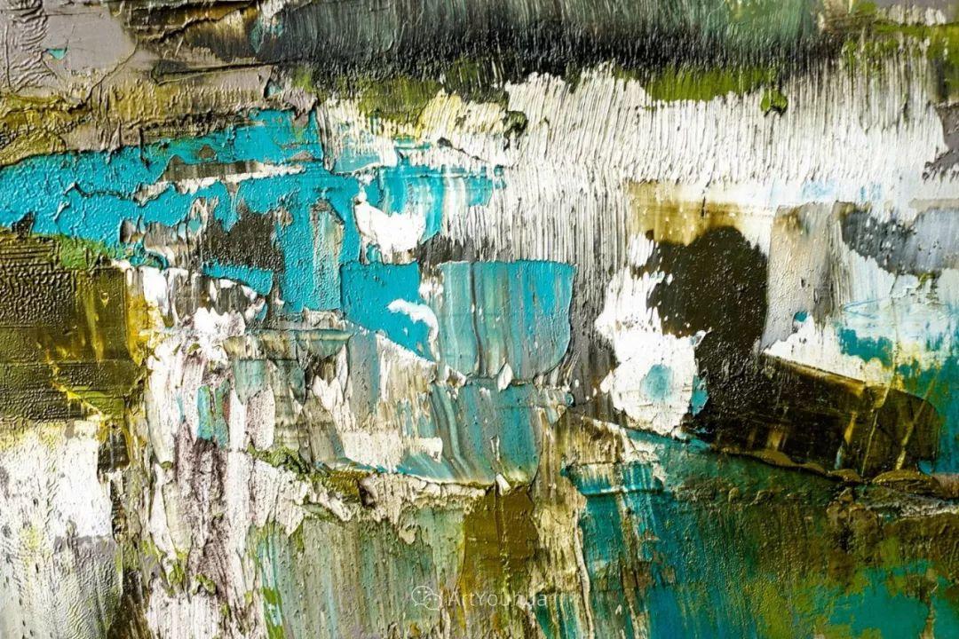 美妙的风景,丰富的肌理!荷兰艺术家埃米莉安娜·科达罗插图40