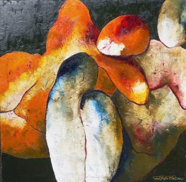 美妙的风景,丰富的肌理!荷兰艺术家埃米莉安娜·科达罗插图47