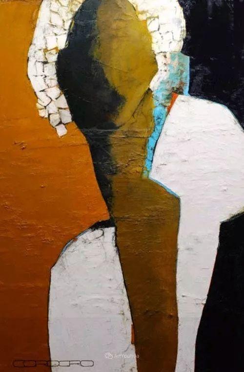 美妙的风景,丰富的肌理!荷兰艺术家埃米莉安娜·科达罗插图50