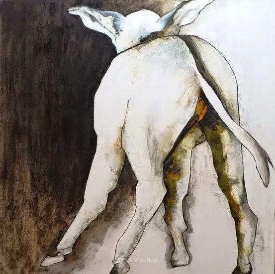 美妙的风景,丰富的肌理!荷兰艺术家埃米莉安娜·科达罗插图51
