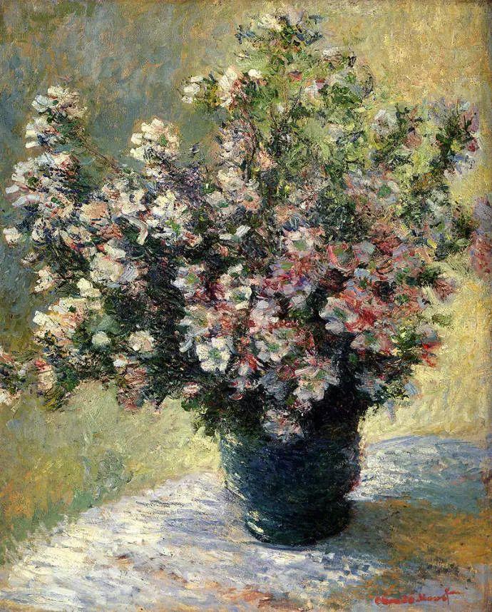 完美的色调,经典花卉作品75幅插图7