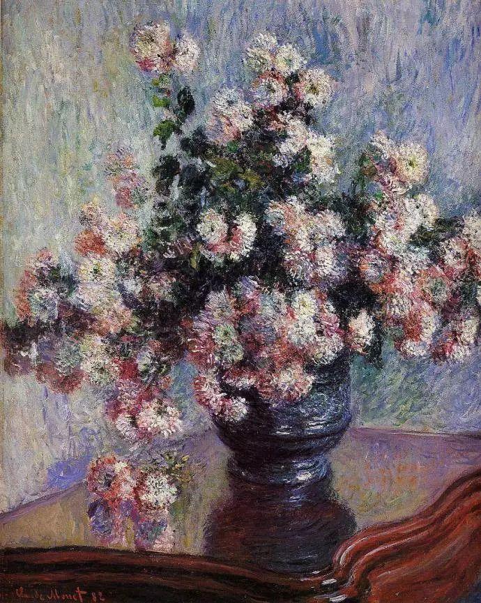 完美的色调,经典花卉作品75幅插图13
