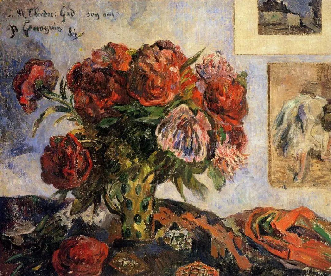 完美的色调,经典花卉作品75幅插图21
