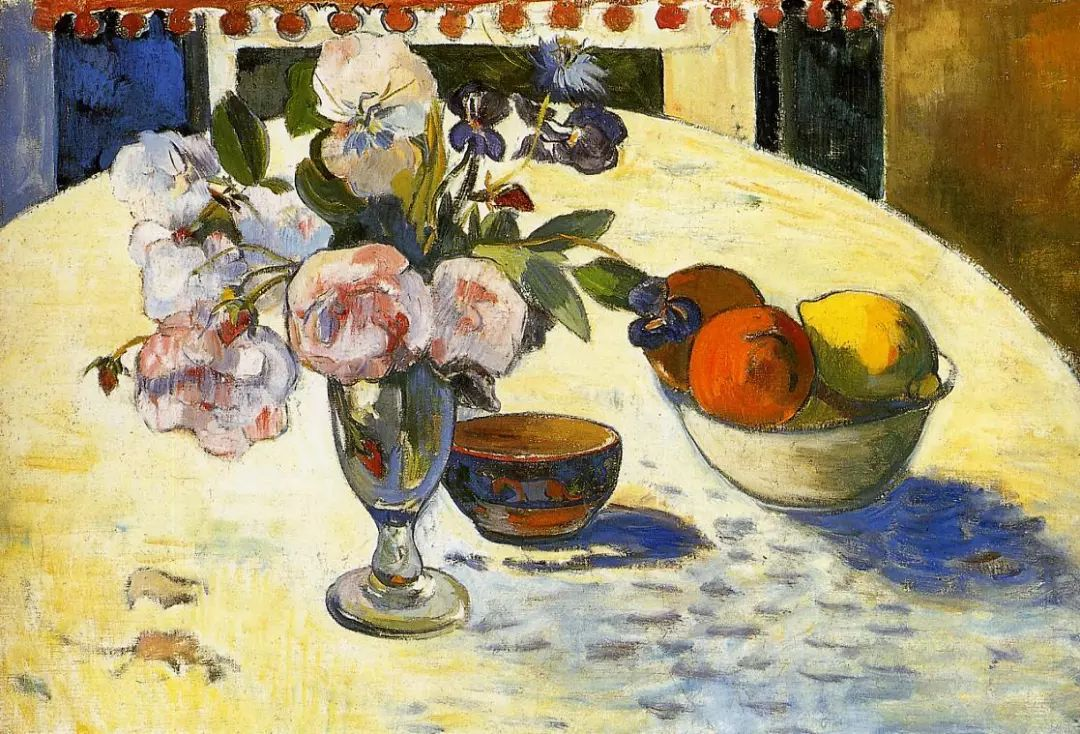 完美的色调,经典花卉作品75幅插图25