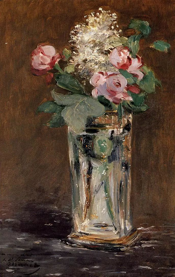 完美的色调,经典花卉作品75幅插图39